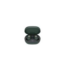 KreaFunk - aBEAN In-Ear Bluetooth Headphones - Shady Green (KFLP08)