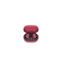KreaFunk - aBEAN In-Ear Bluetooth Headphones - Spicy Red (KFLP14)
