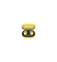 KreaFunk - aBEAN In-Ear Bluetooth Headphones - Fresh Yellow (KFLP16)