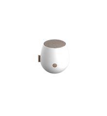 Kreafunk - aJAZZ Bluetooth Speaker - White (KFWT61)