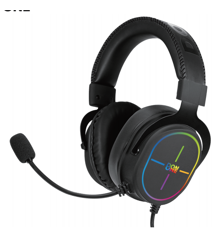 DON ONE - GH401 RGB Gaming Hovedtelefoner - Virtual Surround Sound 7.1