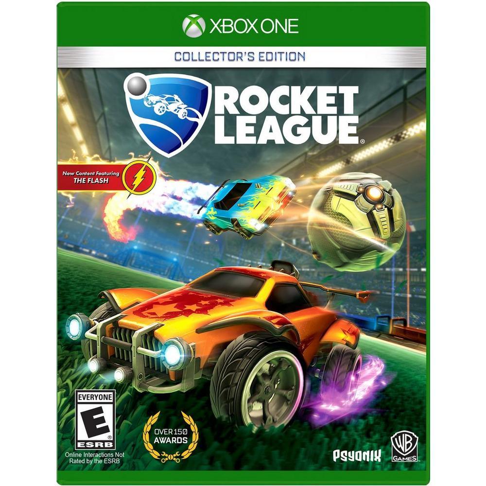 Bilde av Rocket League - Collector's Edition (uk/gcam)