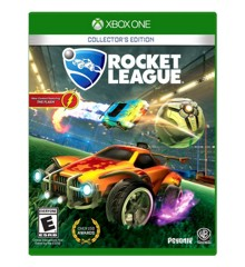 Rocket League - Collector's Edition (UK/GCAM)