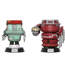 Funko! POP - 2-Pack Convention Exclusive - Star Wars: Solo - Fight Droids (27030)