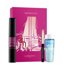Lancôme - Monsieur Big Volumising Mascara 10 ml + Mini Black Kohl Pencil + Bi-Facil Eye Make-Up Remover 30 ml - Giftset
