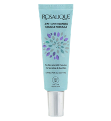 Rosalique - 3 i 1 Anti Rødme Creme SPF50 30 ml
