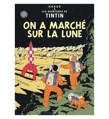 De første skridt på Månen(ON A MARCHE SUR LA LUNE) - Poster