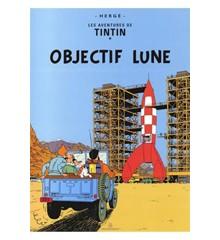 Mission til Månen (OBJECTIF LUNE) - Poster