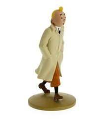 Resin Statue - Tintin Trenchcoat