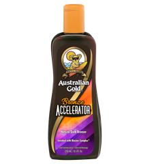 Australian Gold - Bronze Accelerator Dark Tanning Lotion 250 ml
