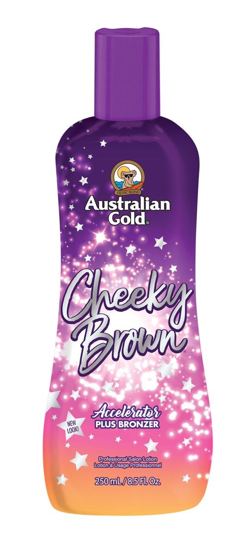 Australian Gold - Cheeky Brown Accelerator Plus Bronzer Lotion 250 ml