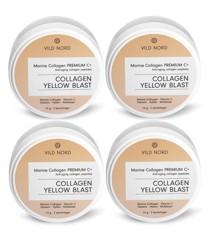 VILD NORD - Collagen YELLOW BLAST 4x14 G