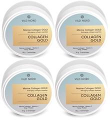 VILD NORD - Collagen GOLD 4x10 G