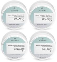 VILD NORD - Collagen C+ 4x10 G
