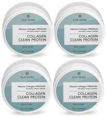 VILD NORD - Collagen CLEAN PROTEIN 4x10 G