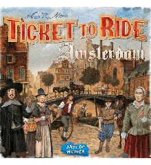 Ticket to Ride - Amsterdam (Nordic) (DOW720963)