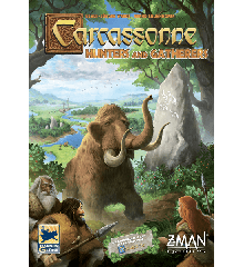 Carcassonne - Hunters & Gatherers (Nordic) (MDG020)