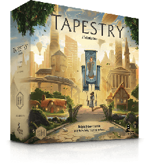 Tapestry - Boardgame (English) (STM150)