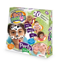 Face Paintoos - Party Pack (40136)
