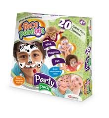 Face Paintoos - Party Pakke
