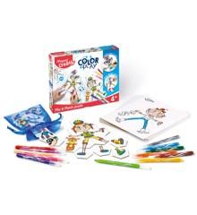 Maped - Creativ - Color & Play Mix & Match (907001)