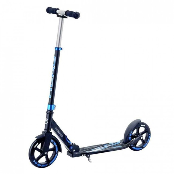 Head - 205 Kick Scooter - Black/Blue (H7sc23)