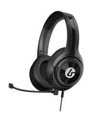 Lucid Sound 10X Wired Gaming Headset Black
