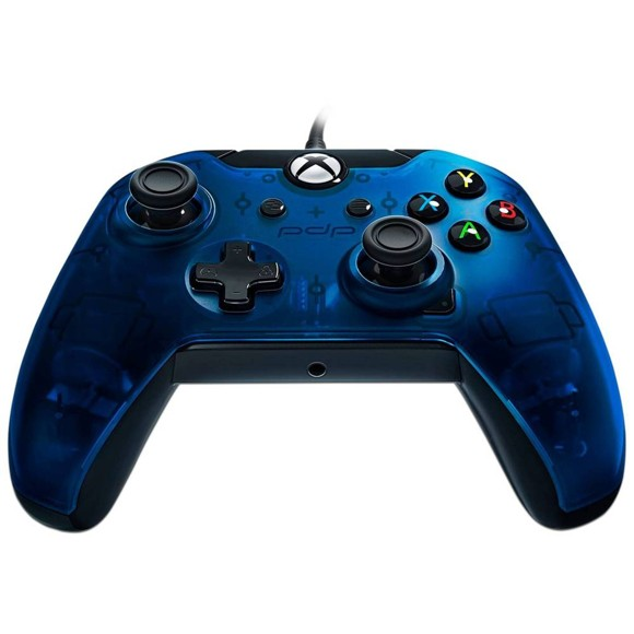 PDP Wired Controller Xbox Series X Blue