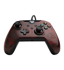 PDP Wired Controller Xbox Series X Red