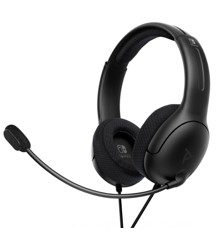 PDP Nintendo Switch Wired Headset LVL40 Black