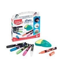Maped - Creativ - Board Essentials - Marker Kit (907103)