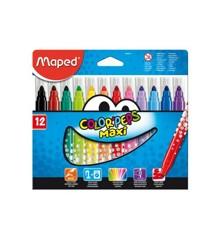 Maped - Color Peps - Mine Første Jumbo Tusser (12 stk)