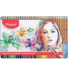 Maped - Artists - Akvarelblyanter (36 stk)