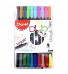 Maped - Graph Peps - Duo Fineliners (749251)