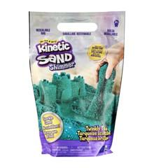 Kinetic Sand - Glitter Sand - Teal (6060801)