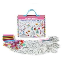 Kid Made Modern - Shrink Art Jewelry Kit (921-621)