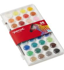 Penol - Watercolor set (36 Colors) (16000151)