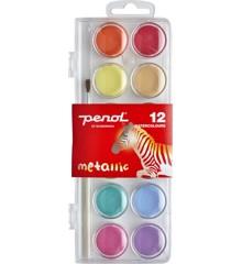 Penol - Watercolor set - Metallic (16000154)