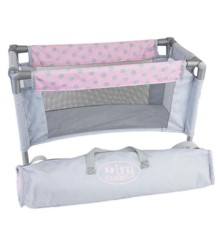 Tiny Treasures - Travel Cot (30163)