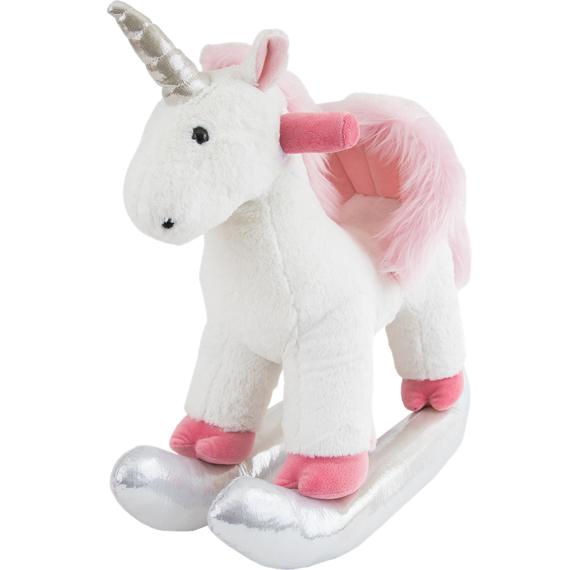 Tiny Treasure - Unicorn Rocking Horse (30141)