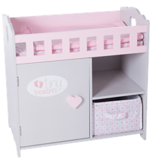 Tiny Treasure - Wooden Baby Care Centre (30062)