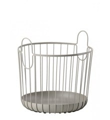 Zone Denmark - Inu Basket Ø 30 cm - Taupe (10570)