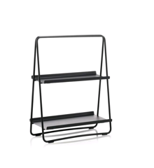 Zone - A-Table Rack 43 x 23 x 58 cm - Black (13612)