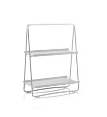 Zone - A-Table Rack 43 x 23 x 58 cm - Soft Grey (13613)