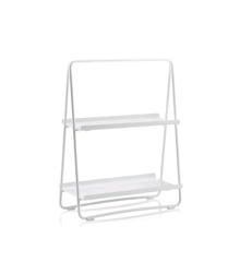 Zone - A-Table Rack 43 x 23 x 58 cm - White (13615)