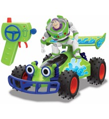 Toy Story - Buzz Lightyear on R/C Buggy 20cm 1:24 ( I-203154000 )