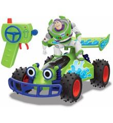 Toy Story - Buzz Lightyear på Fjernstyret Buggy 20cm 1:24 ( I-203154000 )