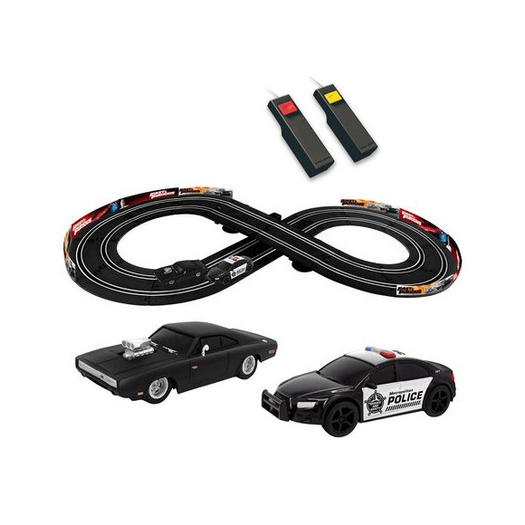Fast and Furious - Speed chase Racertrack - 2,3 m (I-102011FF)