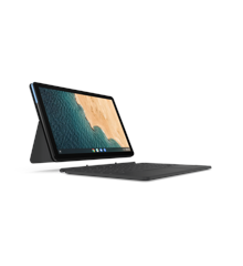 Lenovo - IdeaPad Duet Chromebook ZA6F 128GB