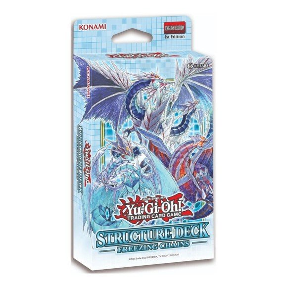 Yu-Gi-Oh - Freezing Chains Structure Deck (YGO545-5)